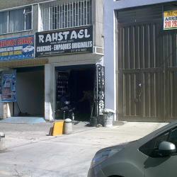 Rahstael en Bogotá