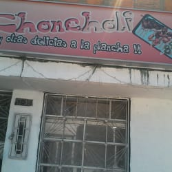 Choncholi en Bogotá