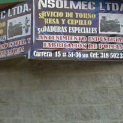 Insolmec Ltda. en Bogotá