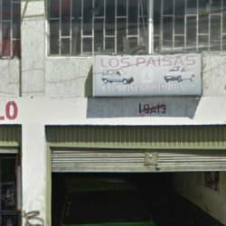 Los Paisas Carrera 14 con 19A en Bogotá
