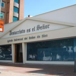 Iglesia Universal del Reino de Dios en Bogotá