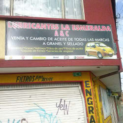 Lubricantes la Esmeralda en Bogotá