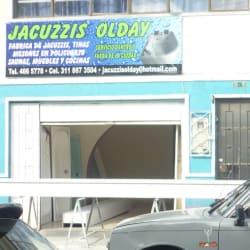 Jacuzzis Olday en Bogotá