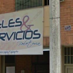 Pieles y Servicios en Bogotá
