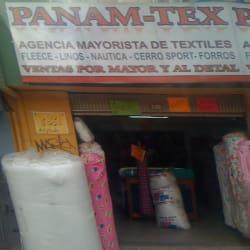 Panam tex en Bogotá