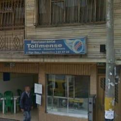 Restaurante Tolimense en Bogotá