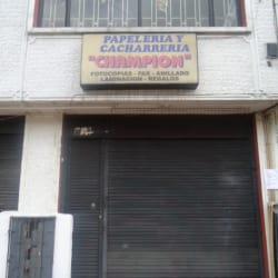Papeleria y Cacharrería Champion en Bogotá