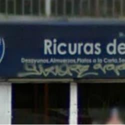 Restaurante Ricuras De La 44 en Bogotá