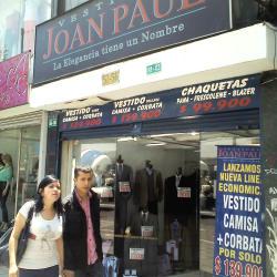 Vestidos Joan Paul en Bogotá