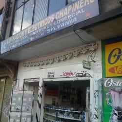 Iluminación y Electricos Chapinero  en Bogotá