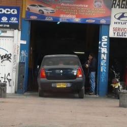 Rager Automotriz en Bogotá