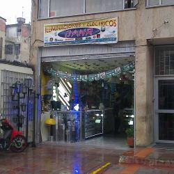 Iluminaciones y Electricos JANR  en Bogotá