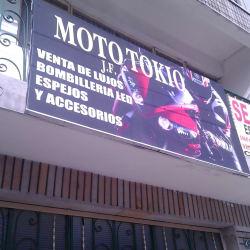 Moto Tokio JF en Bogotá
