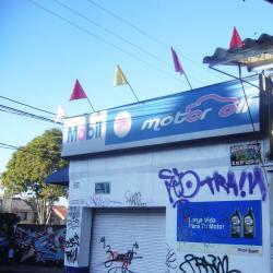 Motor Oil en Bogotá