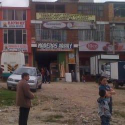 Maderas Ariary en Bogotá