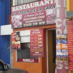 Restaurante El Fogón De La Carne en Bogotá