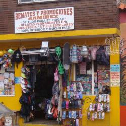 Remates y Promociones Ramírez en Bogotá