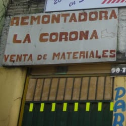 Remontadora La Corona en Bogotá