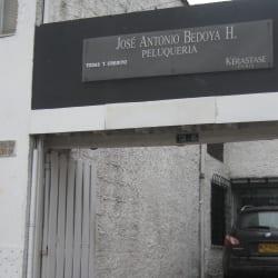 Jose Antonio Bedoya H Peluquería  en Bogotá