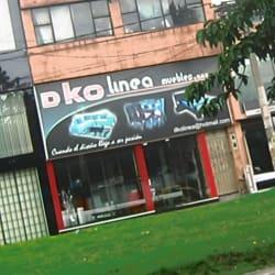 Muebles Avenida 1 de Mayo Con 37 en Bogotá