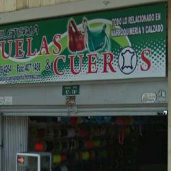 Peletería Suelas y Cueros en Bogotá