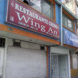 Restaurante Chino Wing An  en Bogotá