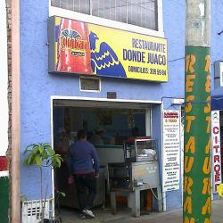 Restaurante Donde Juaco en Bogotá