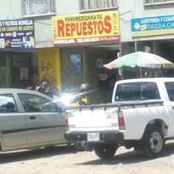 Panamericana de Repuestos en Bogotá