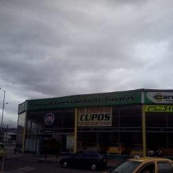 Carrera Express Caracas  en Bogotá