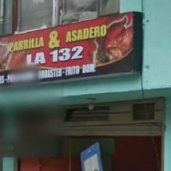 Parilla & Asadero La 132 en Bogotá