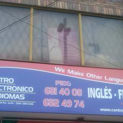 Centro Electrónico de Idiomas en Bogotá