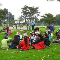 Fundación Sahaja Yoga Parque Bosques De San Calos en Bogotá