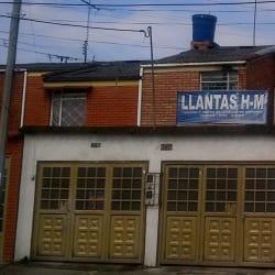 Llantas HM en Bogotá