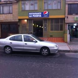 Restaurante La Puerta en Bogotá