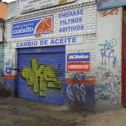Lubricantes Coexito Calle 4  en Bogotá