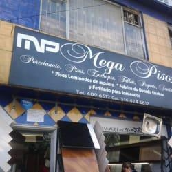 Mega Pisos Mp en Bogotá