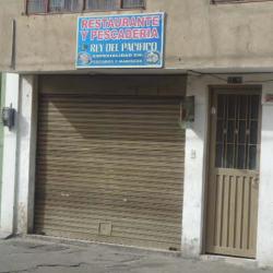 Restaurante y Pescaderia Rey Del Pacífico en Bogotá