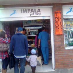 Impala Pet Shop en Bogotá