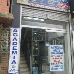 Instituto de Belleza Patry Ritchy en Bogotá