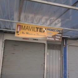 Maviltex en Bogotá