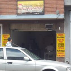 Restaurante El Rinconsito Del Paisa en Bogotá