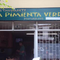 Restaurante La Pimienta Verde en Bogotá
