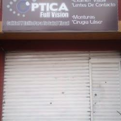 Óptica Full Visión en Bogotá