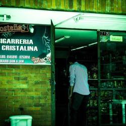 Cigarrería La Cristalina en Bogotá