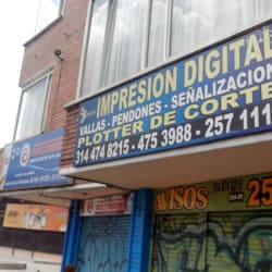 Impresiones Digital en Bogotá