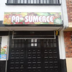 Pa Sumerce en Bogotá