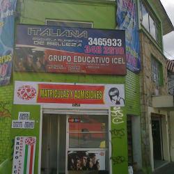 Italiana Escuela Superior de Belleza en Bogotá