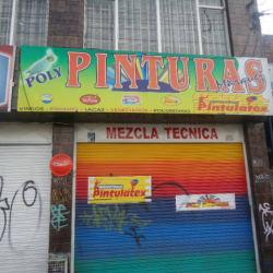 Poly Pinturas en Bogotá