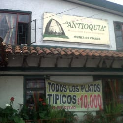 Restaurante la Bella Antioquia en Bogotá