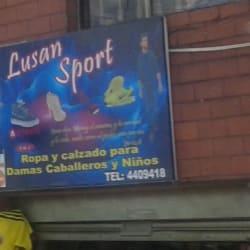Lusan Sport en Bogotá